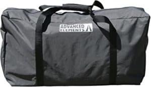 AdvancedFrame Convertible Inflatable Kayak - kayakbag